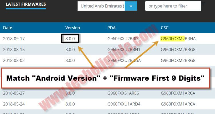Find Firmware Galaxy S9, Find Firmware Galaxy S9 Plus, Flash Galaxy S9 By Odin Tool, Flash Galaxy S9 Plus By Odin tool