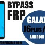 Bypass Google Account Galaxy J6 Plus, Galaxy J6 Android 8.1 Without PC