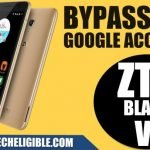 Bypass Google Account FRP: ZTE V7 |  ZTE Blade Android 6