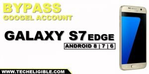 Bypass frp galaxy s7 edge by latest method