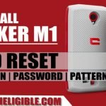 Hard Reset Crosscall TREKKER M1 to Remove Pattern, PIN, Password