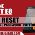 Hard Reset Vodafone Smart E8 to Unlock PIN, Password, Pattern
