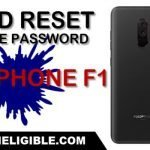 Hard Reset POCOPHONE F1 to Remove Password, Pattern, Pin Code