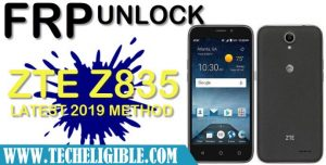Bypass FRP ZTE Z835, Remove Google FRP ZTE Z835, Bypass Google Account Verification ZTE Z835