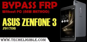 Bypass Google Account ASUS Zenfone 3