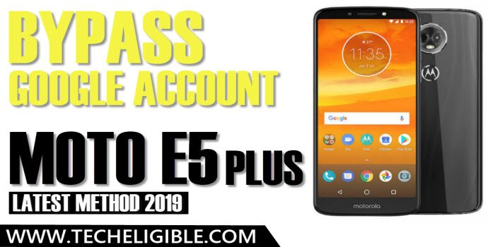 Bypass Google Account Moto E5 Plus, Bypass FRP Moto E5 Plus