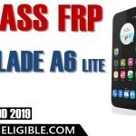 Bypass Google Account ZTE Blade A6 Lite Android 7 [FRP Bypass Method-2019]