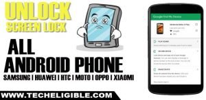 Remove Password Android Phones, Find My DEVICE, Unlock Android Phone