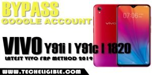 Bypass Google Account vivo Y91i, bypass frp VIVO Y91