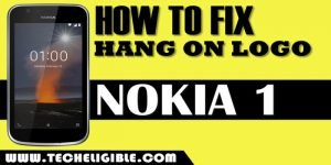 Fix Nokia 1 Hang on Logo issue