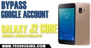 bypass frp samsung j2 core android 8