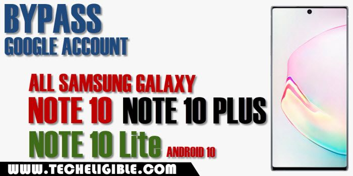 Remove frp Galaxy Note 10