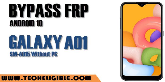 Bypass frp Galaxy A01 Android 10