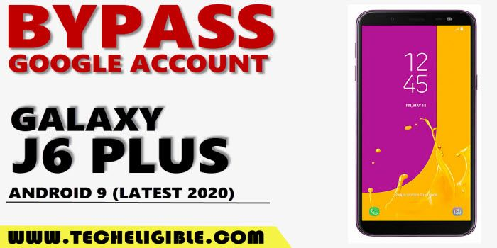 Bypass Google frp Galaxy J6 Plus