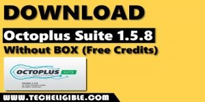 run octoplus suite 1.5.8 without box
