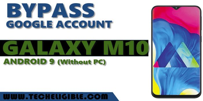 bypass frp galaxy M10 Android 9