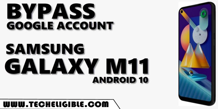 Bypass frp GALAXY M11 Android 10 Without PC