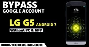 bypass frp LG G7 Android 7 without PC and Apps easily