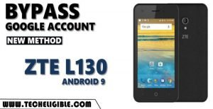 BYPASS FRP ZTE L130 without PC and Apps