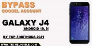 Bypass frp Galaxy J4 Android 10, Android 9