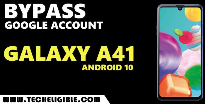 Bypass FRP Samsung A41 Android 10 by new method
