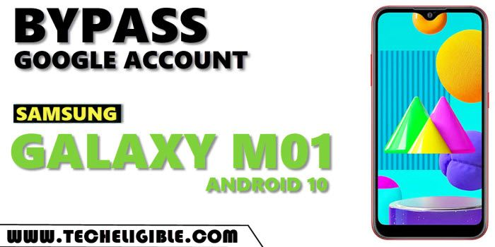 Bypass FRP Samsung Galaxy M01 Android 10