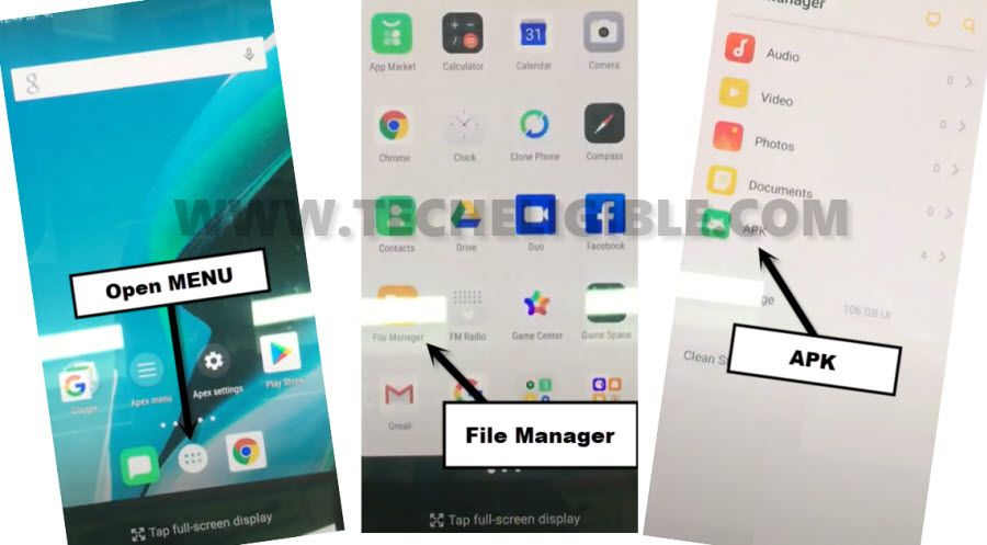 Bypass frp Oppo Reno 2F withotu PC