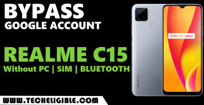 Bypass frp Realme C15 Without PC