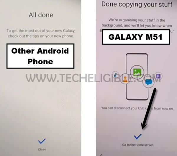 Copying Gmail Account Done to Bypass frp Samsung M51 Android 10