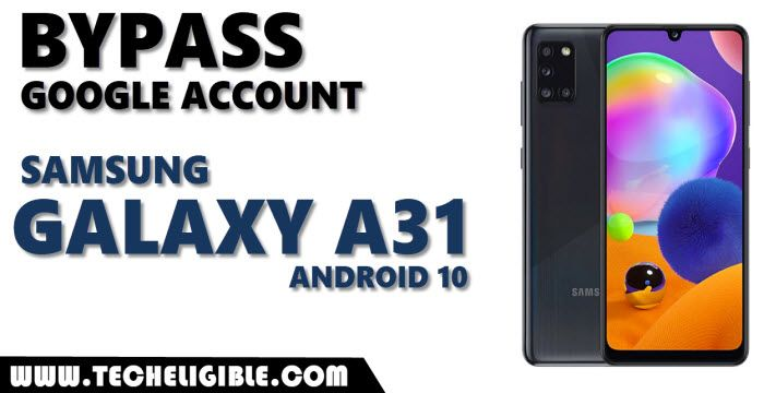 Remove FRP Samsung A31 Android 10