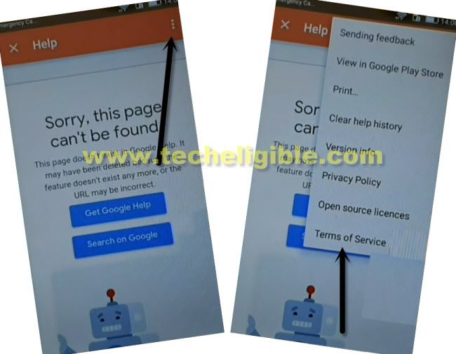 ACCESS TO browser to bypass google account Huawei Y3II