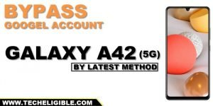 Bypass frp Samsung Galaxy A42 5G Without PC