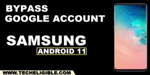 bypass frp Samsung android 11
