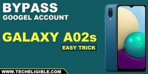 how to bypass frp galaxy A02s