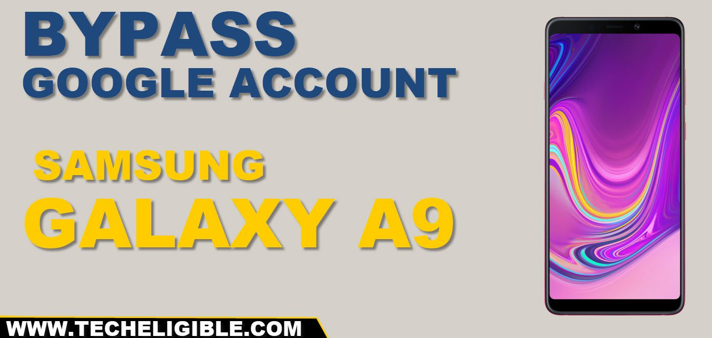 How to bypass frp galaxy A9 android 10