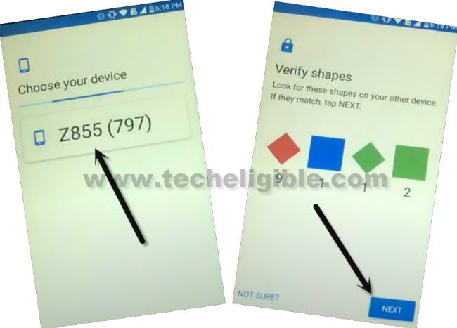 connect device each other setup my device zte avid 4 bypass frp