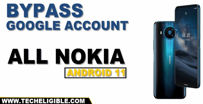 how to remove frp all nokia android 11 without PC