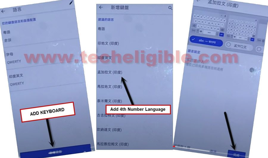Add 4th language to bypass frp all oppo android 11