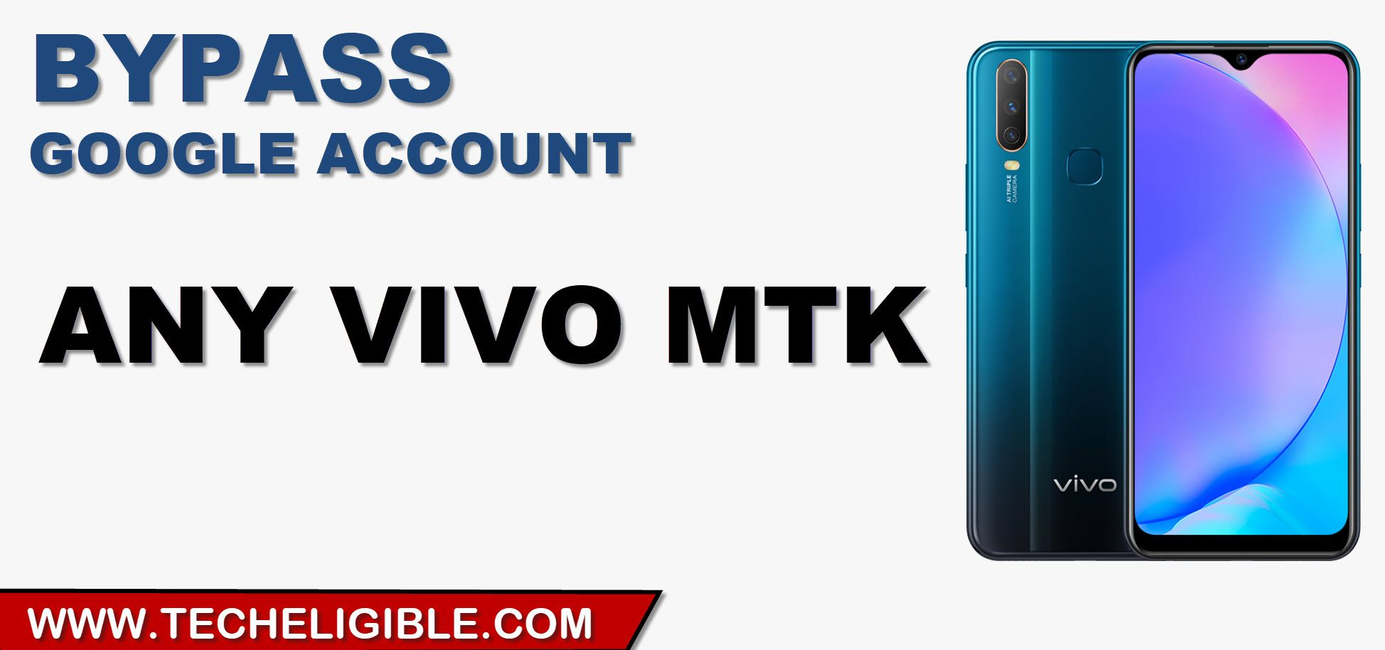How to Remove frp any VIVO mtk device