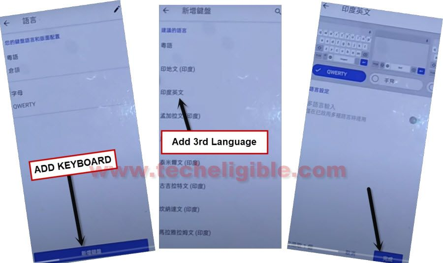 add 3rd language to bypass frp all oppo android 11