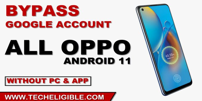 how to bypass frp all OPPO Android 11 without PC