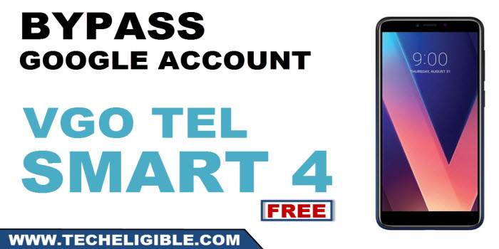 how to bypass google account VGO Tel Smart 4
