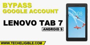 How to bypass frp Lenovo TAB 7 Android 9