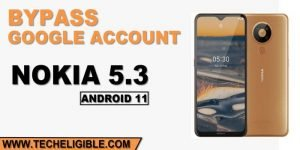 How to bypass frp Nokia 5.3 Android 11