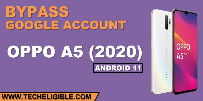 Remove FRP Google Account OPPO A5 2020 Without PC