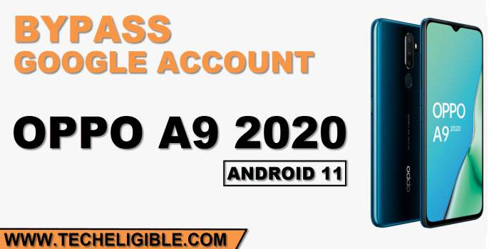 Reset FRP OPPO A9 2020 Android 11 wthout PC