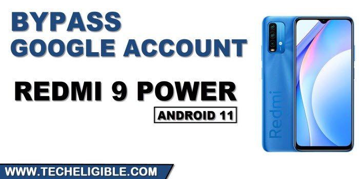 How to remove frp xiaomi redmi 9 power android 11